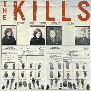 KEEP ON YOUR MEAN SIDE BY KILLS (CD)