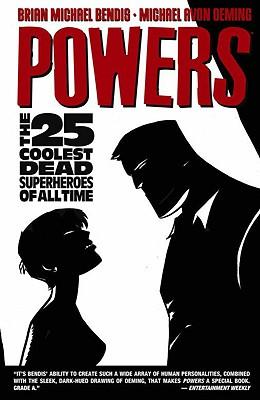Powers 12 By Bendis, Brian Michael/ Oeming, Michael Avon (ILT)
