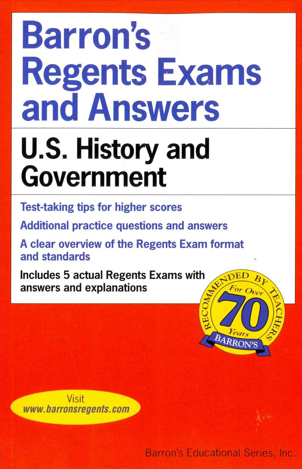U.s. History and Government Power Pack By McGeehan, John/ Gall, Morris