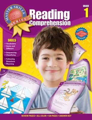 Reading Comprehension Grade 1 By Carson-dellosa Publishing (COM)/ American Education Publishing (COR)